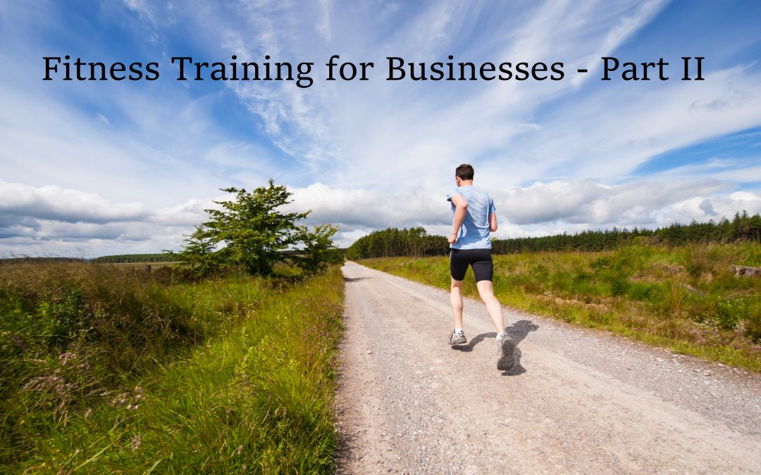 fitness training for businesses part 2