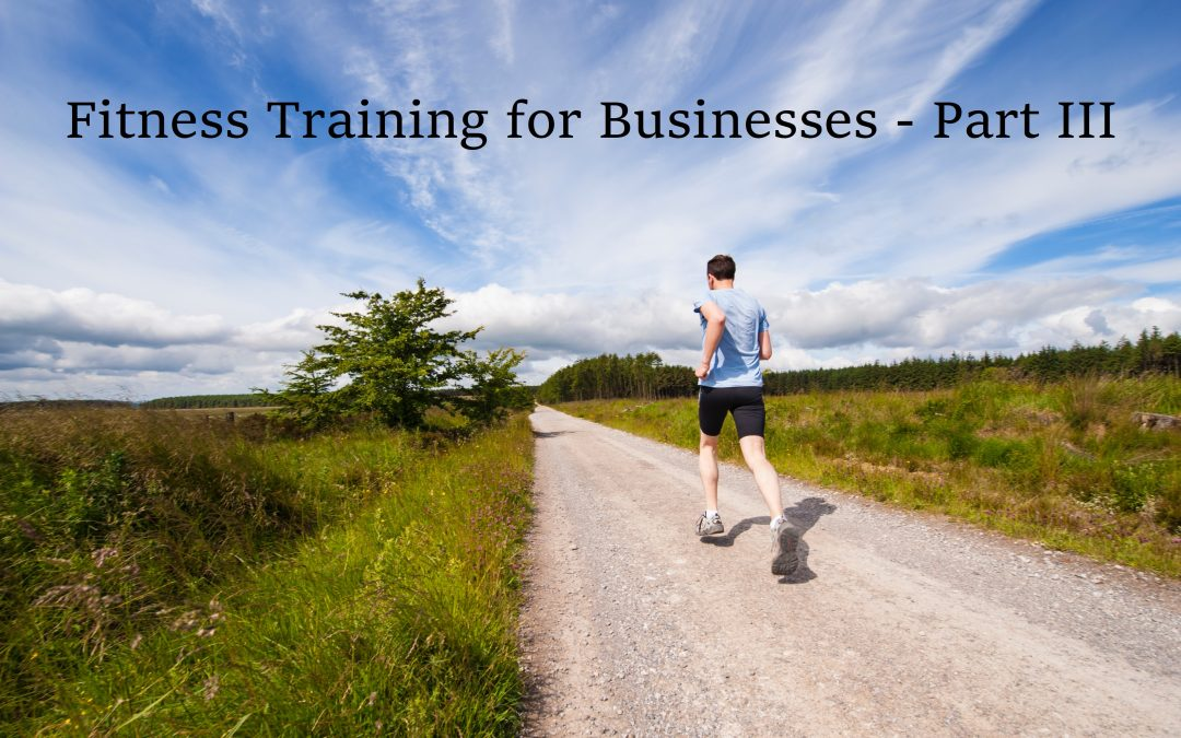 fitness training for businesses part 3